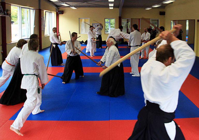training_bokken